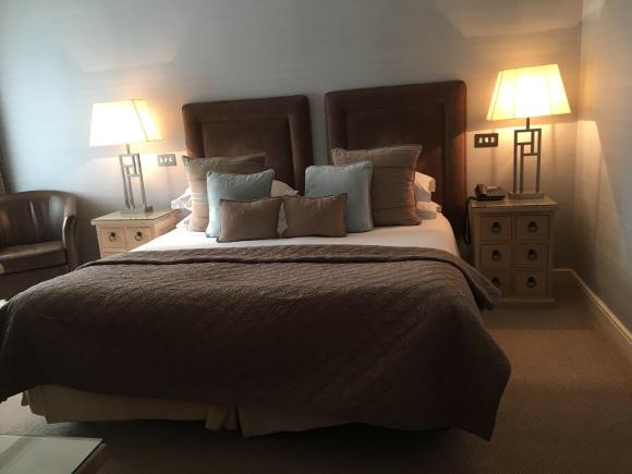 Bedroom number 6 Rowton Hall